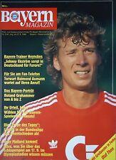 Programm 1988/89 FC Bayern München - Kaiserslautern