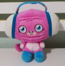 MOSHI MONSTERS MUSIC PINK POPPET PLUSH TOY! SOFT TOY ABOUT 17CM WIDE KIDS TOY!