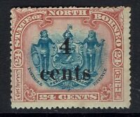 North Borneo SG# 151 - Perf 14.5 - Mint Hinged - 052216