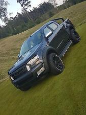 TUFF T05 9x20 6x135/139,7 Felgen + Reifen Atturo Trail M/T 285/50/20 Ford Ranger