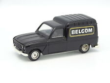 Solido SB 1/43 - Renault 4 4L F4 Belgom