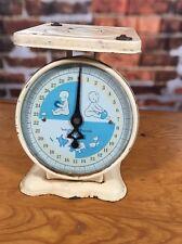 Vintage Baby Scale 30 Pounds Maximum