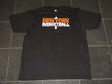 NBA Knicks Adidas Black Short Sleeve Tee Shirt XL