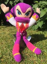 SEGA NiGHTS Into Dreams Soft Plush Toy Doll Figure Sonic The Hedgehog Game