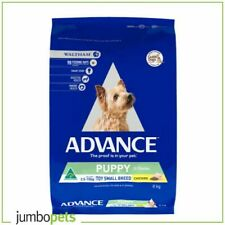 Advance Toy and Small Breed Puppy Growth Dry Dog Food 8kg