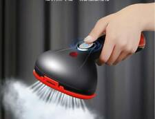Portable Electric Steam Iron Handheld Fabric Clothes Laundry Steamer Brush US