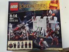 LEGO 9471 URUK HAI ARMY  NUOVO NEW NISB