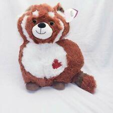 "Red Panda Plush Stuffed Animal 10.5"""