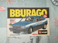 """Nº 103/bb Rare Advertising Original Advertising Models """"BBURAGO"""" years 70/80/90"""