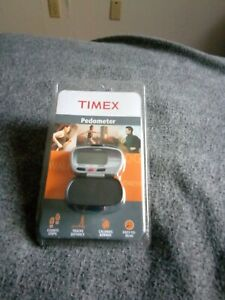 Timex Pedometer, Miles or Kilometers, T5E001 M8  Count Your Steps