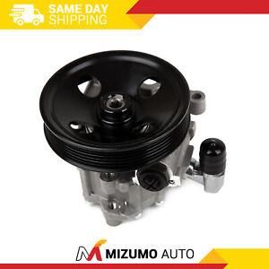 Power Steering Pump 21-120 Fit 06-12 Mercedes 3.0L 3.5L 4.6L 5.5L DOHC 54662201