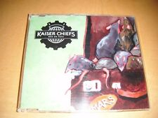 Kaiser Chiefs - Man On Mars promo CD Single