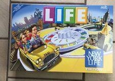 The Game of Life Board Game New York Life Edition 2010 Brand New Factory Sealed