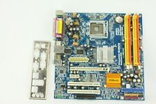 ASRock 4CORE1333-GLAN/M with back plate Motherboard