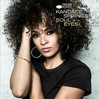 Kandace Springs - Soul Eyes [New Vinyl LP]