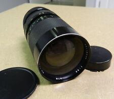 Soligor Asanuma C/D 45-150mm f/3.5 Macro-Zoom Lens - NICE