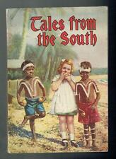 mcgeachy; Tales From The south. evangélico sabbatarian MISSION 1934 GOOD