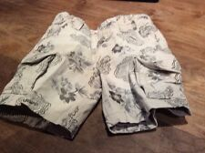gumboots designer boys size 4-5 shorts