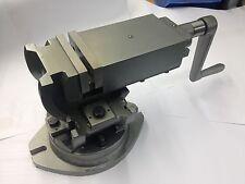 3-Wege Universal Maschinenschraubstock 100x100x45mm  AVU2996