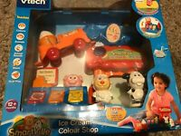 Vtech Smartville Ice Cream Colour Shop