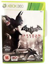 Batman: Arkham City Xbox 360 Game COMPLETE 💎💎FAST POSTAGE💎💎