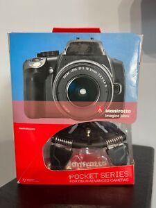 Manfrotto MP3-D01 Tripod - Pocket Series for DSLR / Advanced Cameras