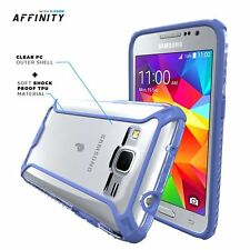 POETIC Shockproof Protective Bumper Case for Samsung Galaxy Core Prime Blue NEW