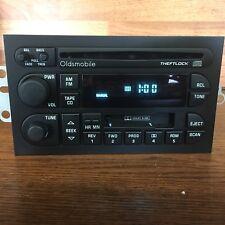 Mint Oldsmobile 1996-2000 Achieva Bravada Custlass Radio AM FM CD Cassette OEM