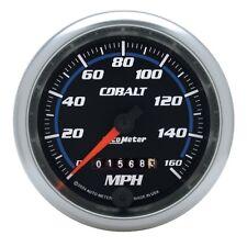 """Auto Meter 6293 3-3/8"""" Speedometer Gauge 0-160 Mph Mechanical Cobalt"""