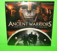 Ancient Warriors DVD Promo Screener Movie Daniel Baldwin Franco Columbu 2003