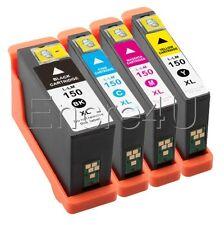 4 Cartouches d'encre compatibles LEXMARK S415 ( Pack 150 XL )