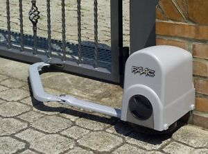 Faac 391 automatic opening kit for swing gates (leaf max. 2,5 m) - ENERGY KIT