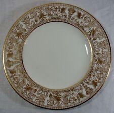 Wedgwood Gold Florentine Salad Plate