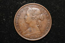 1864 Canada / New Brunswick. One Cent