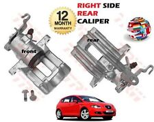 FOR SEAT LEON & SPORT  2005-2012 NEW REAR RIGHT SIDE BRAKE CALIPER