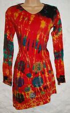 New Gypsy Dress 12 14 16 Ethnic Ethical Mandala Cotton Hippie Hippy Boho