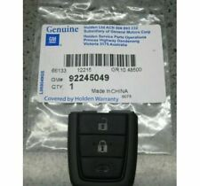 Genuine GM Holden HSV VE Commodore Key Remote Buttons - Sedan NEW #92245049