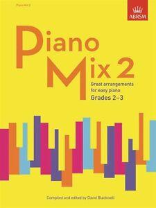 Piano Mix Book 2 (Grades 2-3) ABRSM - Same Day P+P