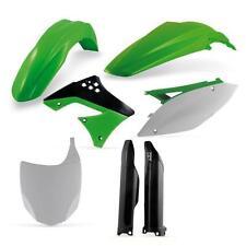Acerbis Full Plastic Kit  Original 10/11 2198060145 Kawasaki KX450F : 2011-2009