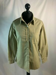 Rydale Ladies Check Country Shirt Size 14 Hunting, Shooting and Horse Riding