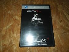 P90X+ Upper/Abs Plus & Core Plus Extreme Home Fitness Beachbody DVD**BRAND NEW**
