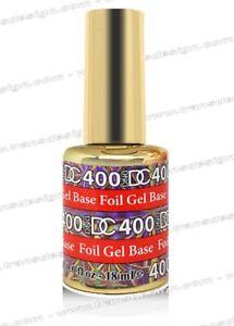 DND Gel Foil Base Coat 0.6fl.oz DC400- Foil Gel Base