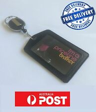 Business ID,Opal Card Badge Holder With Retractable REEL BADGE