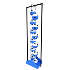 40' Two Person Rock Climbing Wall Tower Gym Obstacle Course Structure Inflatable
