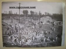 FOTOGRAFIA ALLUVIONE POLESINE PHOTO FLOOD ITALY POLESINE 1951 (G3)( 4 )