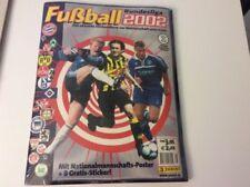 Leere Panini Sport-Sets & Sammelstickeralben Sammelsticker Erscheinungsjahr 2002