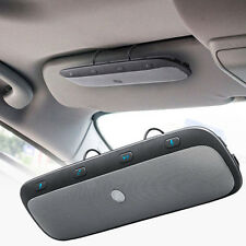 Wireless Bluetooth Hands Free Car Auto Kit Speakerphone Speaker USB Charge