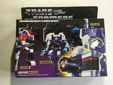 Transformers Reissue KO Boxed And New Reflector Misb Mib Toy Action Figures