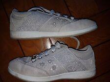LELLI KELLY basket 33 gris argent lumière