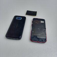Nokia 5530 Cover Body Keyboard Battery Back Cover Black Color Original Full Case